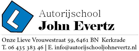 Autorijschool John Evertz